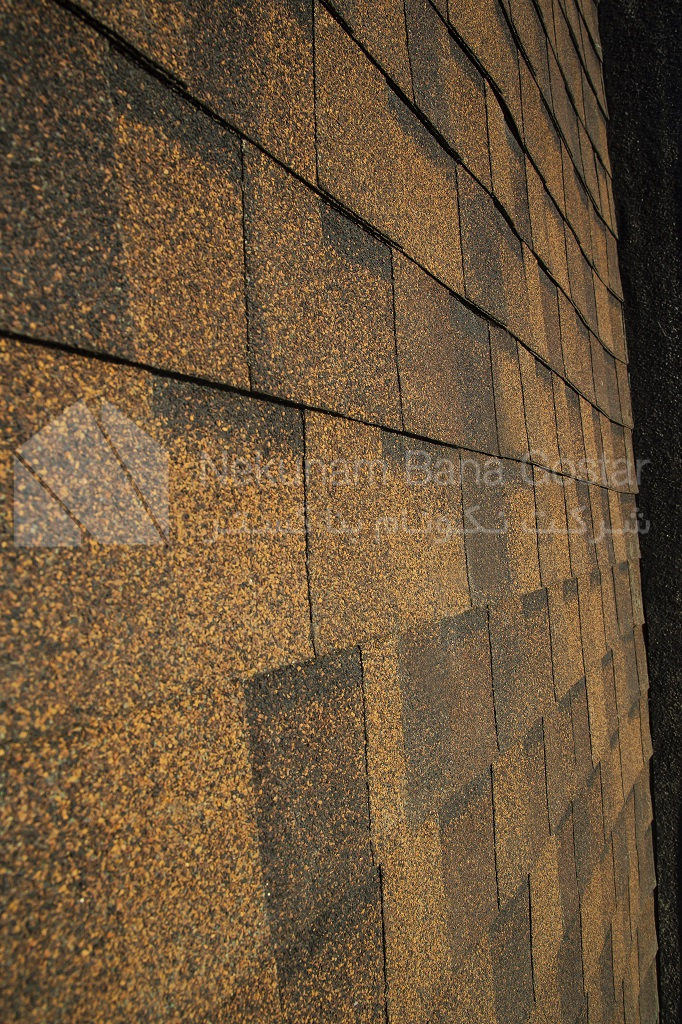 پوشش سقف شیبدار شینگل