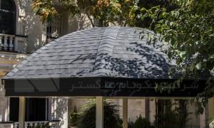 پوشش سقف شیبدار شینگل لوکس